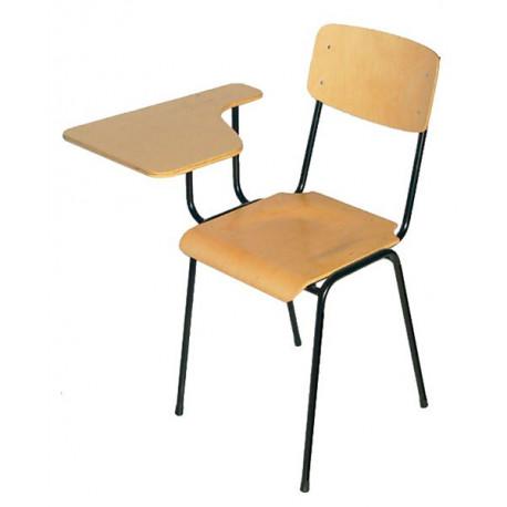 Krzesło STANDARD z pulpitem