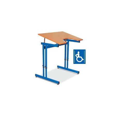 Stolik AS-R dla osób na wózkach inwalidzkich