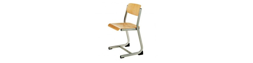 Krzesła ze stałą wysokością