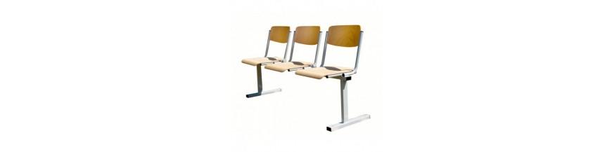 Krzesła korytarzowe