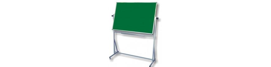 Tablice zielone obrotowe
